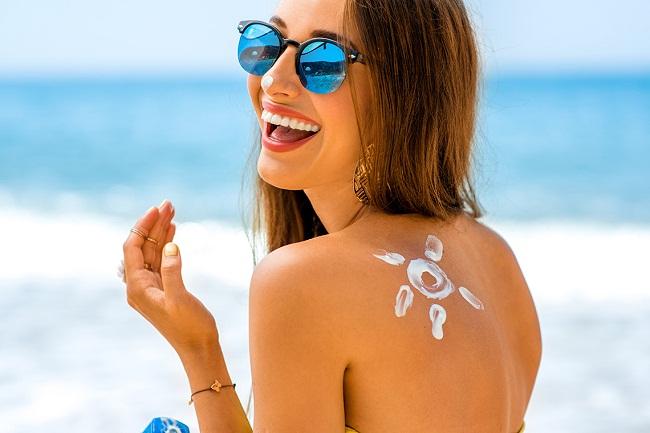 Giải cứu làn da cháy nắng khi đi du lịch vô cùng hiệu quả